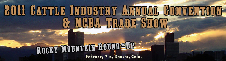 Cattle Industry Annual Convention and NCBA Trade Show